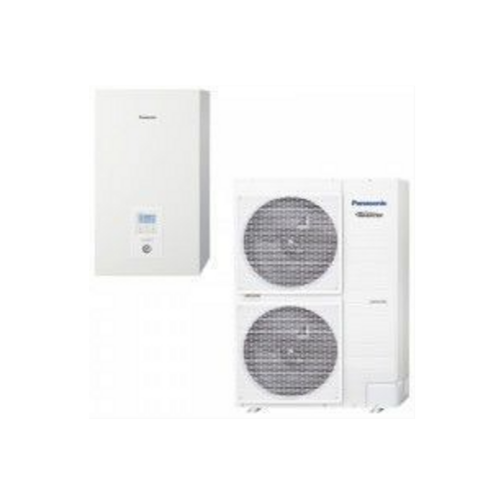 PACK Aquarea T-CAP DUO / R410A / Triphasé / 16 kW